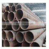 API 5L ASTM A 106 GRADE B 20 inch carton longitudinal welded steel pipe