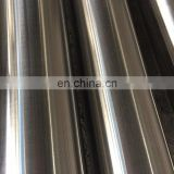 Factory sale 201 301 303 304 316L 321 310S 410 430 Round Square Hex Flat Angle stainless steel bar