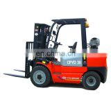 Hot selling YTO forklift rough terrain CPCD50 5 ton fork lift forklift hydraulic pump foe sale