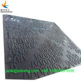 2500x3000x38mm heavy duty mat for construction work rig mat ground protection mat