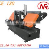 Large Horizontal Bandsaw Machine Sawmill for Wood Steel Aluminum Copper Metal GZ4240/65