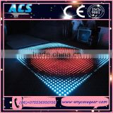 2015 ACS Party led dance floor,disco portable dance floor