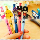 Cute Soldier Design Roller Ball Pen,Ball Point Pen, High Quality Roller Ball Pens,Plastic Ball Pen,Advertising Ball Pen