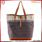 2016 wholesale ladies shopper canvas tote bags                                                                                                         Supplier's Choice