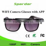 INquiry about Smart WIFI Sunglasses Camera with Mobile APP control