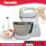 Green colour flour and Egg Stainless Steel Mixer