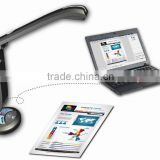touch control dimmer portable visual presenter Digital visualizer digital visual Presentation Scanner Document Camera