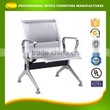 Custom-made Stainless Room Used Airport Metal Waiting Chair For Hospital