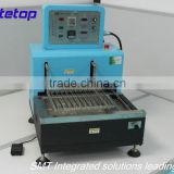 Semi-automatic DIP soldering machine