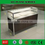 Elegant Jewelry Display Stand For Mall Kiosk