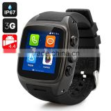 2015 Dual Core touch screen watch mobile phone with Android 4.2 Watches with GSM GPS                                                                         Quality Choice                                                     Most Popular