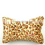Hotselling Nail art tools Bone sahpe lepord soft nail pillow cushion arm rest
