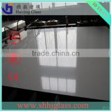 manufacturer 3-12mm Black red white back painted glass/lacquered glass/back painted glass panels from colored float glass