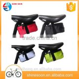 2016 New Style Best Selling Bicycle Saddle Pouch/Bike Saddle Package