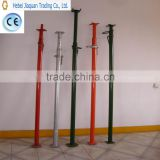 High Quality Low Price Heave/Light Duty painted Adjustable Scaffolding Steel Shoring Prop