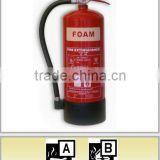 6ltr/9ltr AFFF Foam Fire Extinguisher