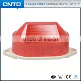 CNTD Top sell Optional Color Triangle car Wireless LED Warning Light with Buzzer C-3051                                                                         Quality Choice