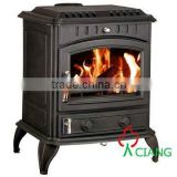 Chinese high efficiency heating cast iron stove