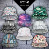 Top Selling China Supplier High Quality Sublimation Full Print Custom 3D Bucket Hat
