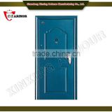 armor plate wooden customized bullet proof defence doors/ hot sale bullet proof security door