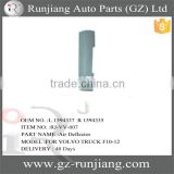 L 1594337 R 1594335 truck plastic air deflector used for Volvo F10-12 FL10 truck body parts