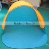 2015 new style outdoor beach dome tent for sun shelter