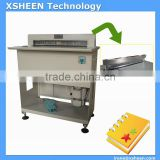 13. paper punching machine, paper puncher machine, calendar making machine XHNP600                                                                         Quality Choice