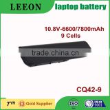 LEEON replacement 7800mAh laptop battery for HP PAVILION DM4 DV3 DV4 DV5 DV6 DV7 G4 G6