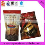 Cheap price composited material china coffee bag/coffee packaging/coffee packing bag