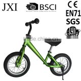 Colorful 125cc bike for sale titanium fixed gear balance bike frame