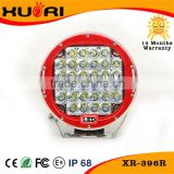 Super Bright White Color 9inch 12v 96w 100w Car Led Work Light Driving Spot Light With Superior Quality Ip68 Waterproof