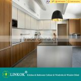Man-made Quartz Easted Edge scratch resistant american standard guangzhou particle board wholesale kitchen cabinets