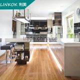 Modern Design Australia project MDF factory directly factory directly melamine face mdf kitchen furniture