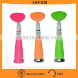 Silicone Cleansing System, Silicone Electric Facial Cleansing Brush                                                                         Quality Choice