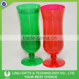 Novelty Plastic Hurricane Drinking Cup For Promotion