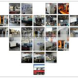 two hand plastic injection molding machinery