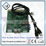 Jamma PCB Board PS3 Jamma Timer Controller Board to Jamma PS3 Game Timer