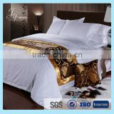 elegant & exquisite five star hotel bed runner