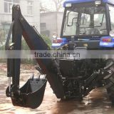 2015 hot sale chinese garden/wheel drive tractor with front loader used