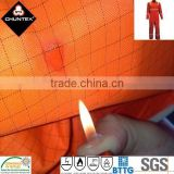 Reflective Fluorescent Clothing Multi-Functional Fire Retardant Anti Static Fabric with Modacrylic Tricot