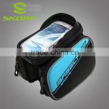 Double Pouch Touchscreen Panniers Mountain Bike Bags Bicycle Phone Case Bike Tube Bag