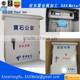 XAX19DB Non standard custom made OEM customed Secured Electric Control Panel steel split screen control box