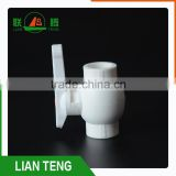 stable product quality plastic ball valve household pipe