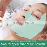 Mendior Natural Spearmint face mask powder essential oil soft power anti acne Wholesale/OEM custom brand