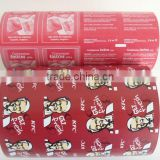 On sale ISO/QS certificate Food Grade KFC/Butter/Margarine/Hamburger Wrapping Paper in roll
