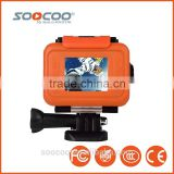 SOOCOO S60 Full HD Waterproof Cameras Sports with 2.4G Remote Control WIFI(Add 1*Battery 1*Camera Box 1*Charger)