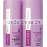 Bioline Active Lavender Perfect Curl 1 & Perfect Neutralizer 2 (Hair Perming Lotion, Personal Care, Hair Curlers, OEM Product