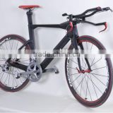 700C fixed gear di2 carbon fiber bike frame tt