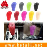 Factory Supply Silicone Gear Shift Knob Cover For Any Car