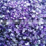 Crystal Product Polished Amethyst Rock For Decoration